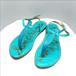 Sam Edelman GiGi Sandals Women's Sz 6